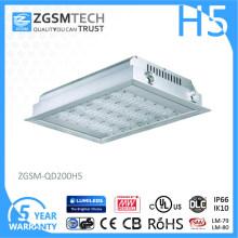 Lumière de station service de station service d'auvent de SMD LED 200W LED