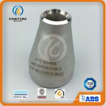Sch40s 310S Pipe Reducer Stainless Steel Pipe Fittings (KT0202)