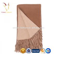 O Custom Made 70% Pashmina 30% lenço de seda