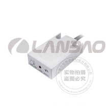 PVC Cable Plastic Rectangular Type Pipeline Capacitive Proximity Switch Sensor (CE35 DC3)