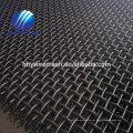 D e w tipo anti tela de arame de entupimento auto tela de arame de vibração limpa