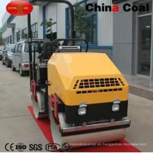Compactador de placa de embrague que hace el precio de la maquinaria compactador de rodillo de carretera en construcción