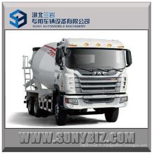 8cbm 9cbm 10cbm JAC 6X4 Camion mélangeur de béton