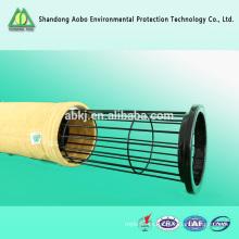 bolsas de colector de polvo bolsas de fibra de vidrio de alta temperatura