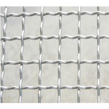Treillis métallique serti pour tamis