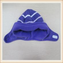 enfants bande chapeau tricoté earflap