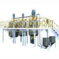 Комплектация оборудования для линии по производству латексных красок
