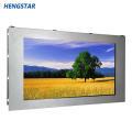 Monitor LCD de señalización digital legible a la luz del sol de 65 pulgadas