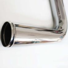 "Universal 2.5"" 3"" 3.5"" 4"" 90 Degree 45 Degree 180 Degree Aluminum Pipe, Intercooler Piping Kit"