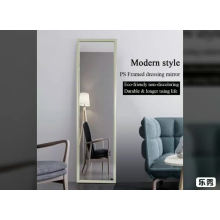 Manufacturer china wholesale dressing floor standing framed mirror  35*137cm