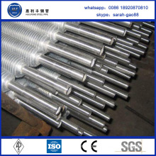 Hot sale extruded stainless steel fin tube