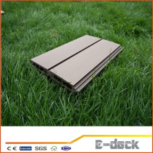 Cheap price of hollow WPC outdoor decking for sale