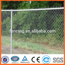 export hot dipped galvanized chain link fencing price(Factory)