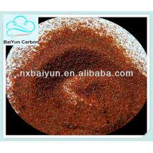 abrasive natural garnet rough
