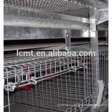 индустриальные оцинкованная 4 teirs 160 птицы курица клетке