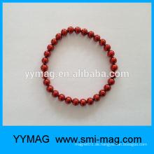 Magnetische Perle, Magnetisches Armband