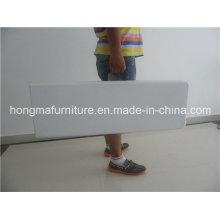 6FT выдувная пластиковая складная скамья для свадебного использования