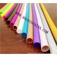 Qingdao Manufacture dünnes Silikon-Gummischlauch