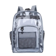 Wholesale 3PCS Waterproof Transparent Travel Beach Outdoor Clear PVC Backpack