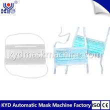 Máscara protectora cirúrgica de alta velocidade que faz a máquina