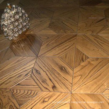 Natural Color Chestnut Wood Parquet Flooring