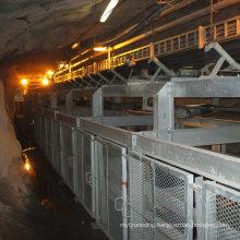 SKE Undergroud Mining Conveyor System with Steel Cord Belt
