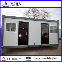 Promotion Price! Prefab Office Container/Sandwich Panel Container/Heat and Sound Insulation