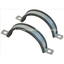 Spiral Clamp with Rubber for Suspension Ducts