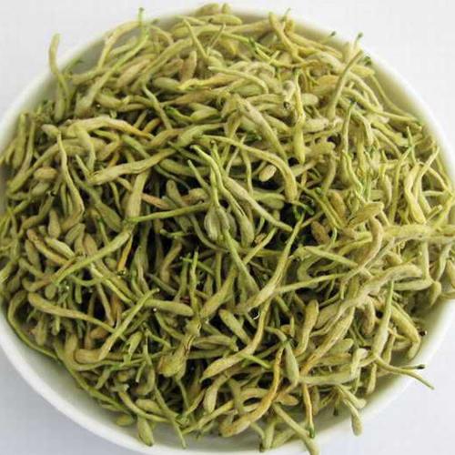 honeysuckle root flower tea