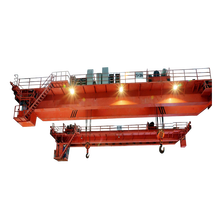 Power Plant 60ton/80ton Double Girder EOT Bridge Crane