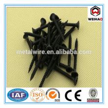 Bugle Head Black Phosphated Fine Thread Drywall Screw