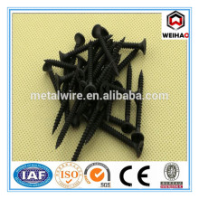 Bugle Head Black Phosphated Fine Thread Drywall Screw