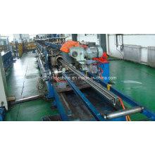 Barra de acero del carril del protector que forma la máquina