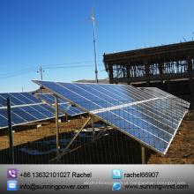 Exposição ao sol das energias eólicas residenciais novas do preço 5000W modelo para o uso home