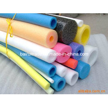 PE Foam Filled Tube, EPE Pipe, Hollow Foam Tubes