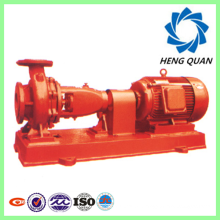Single Stage Single Suction Pipeline fire fighting Pump