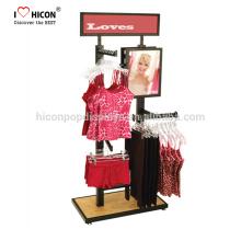 Professionelle und anwendbare effektive Kommunikation Team Brautkleid Shop Möbel Kleidungsstück Einzelhandel Kleidung Display Stand