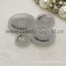 4 Holes beautiful button for overcoat