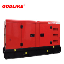 Soundproof 50kVA Diesel Gensets /Ce/Silent/Good Engine/Stamford Alternator