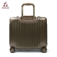 Flight Aluminium Small Carry-on Trolley Case