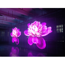 50% transparency high brightness glass led display