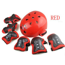 Kid Helmet and Pad Protector Sets, Children Bicycle Protective Gear, Wholesale Skating Knee Pads for Kids Elbow Protectors, Ski Helmet, Protective Pad Factory