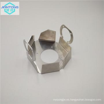 troquelado de metal troqueles de aluminio estampado de chapa flexible