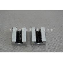 Guia de rolamento linear guia deslizante bloco SBR20