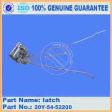 PC220-7 LATCH 20Y-54-5220