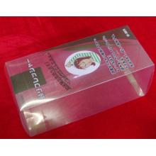 Caixa da cópia do PVC para o produto cosmético (caixa impressa)