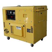 Einphasiger geräuscharmer Dieselgenerator 8.5kVA 50Hz