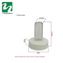 Factory wholesale milk bottle caps hdpe scrap uk cork glass