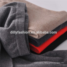 100% cashmere knitted winter pants cashmere pants