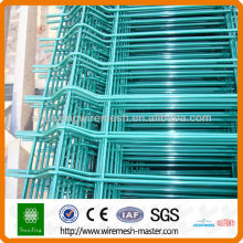 Curved PVC Coated Metal Wire Mesh